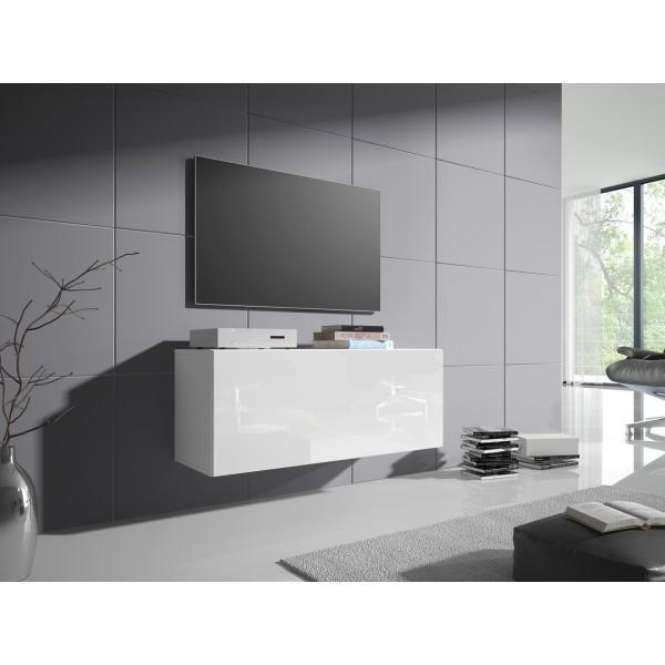 mueble de tv colgante