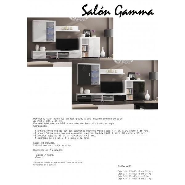 Sal N Gamma
